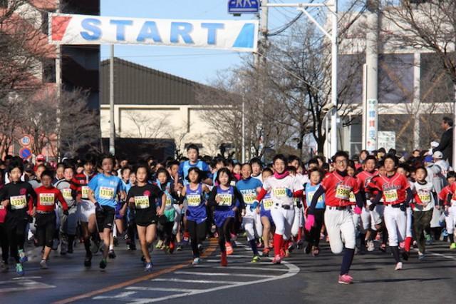 堀マラソン写真